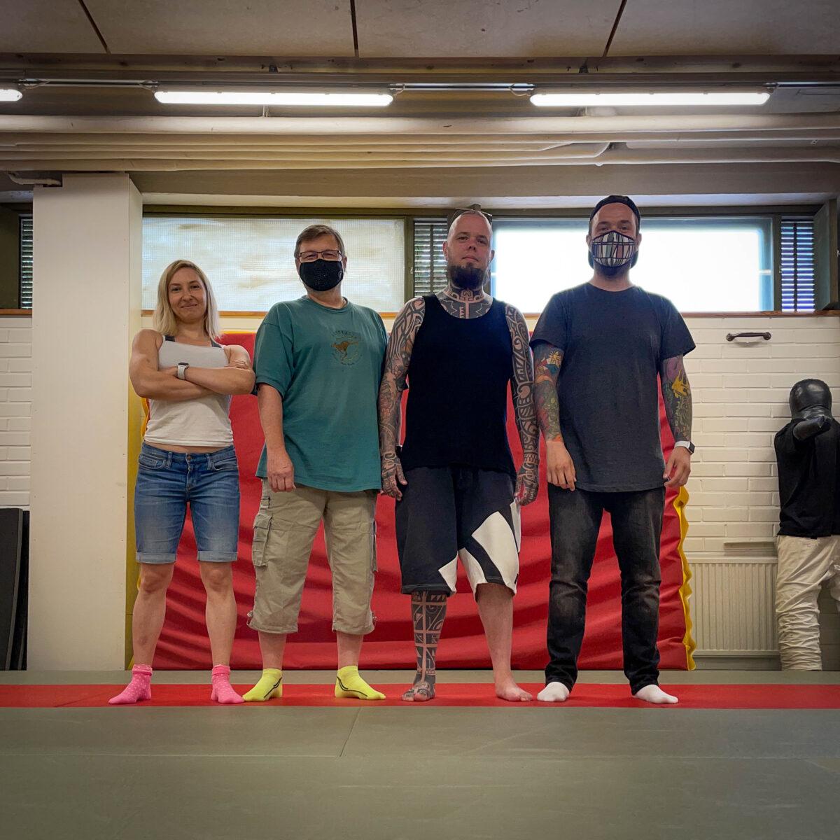 Judokausi on avattu!